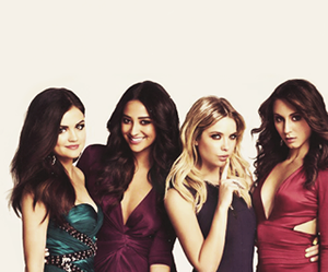 beautiful, luxury, and pretty little liars image