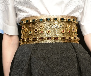 fashion, Dolce & Gabbana, and belt image