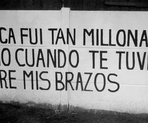 love, accion poetica, and millonario image