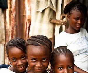 African, beautiful, and braids image