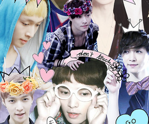 lay and yixing image