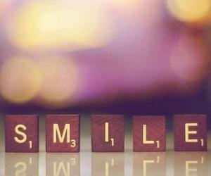 smile, quotes, and happy image
