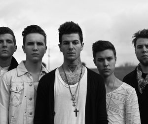 the neighbourhood, music, and black and white image