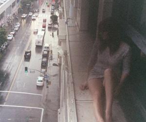 girl, grunge, and city image
