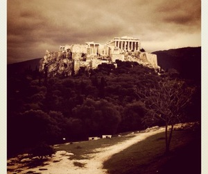 Greece, photography, and parthenon image