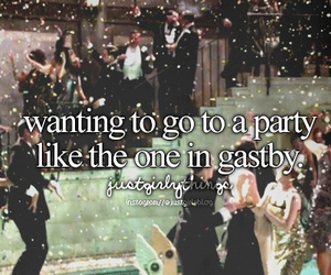 party and gatsby image