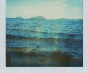 ocean, old, and photo image