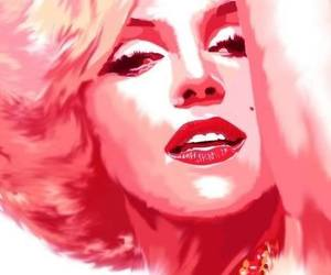 Marilyn Monroe, monroe, and art image