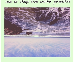 beach, beautiful, and quotes image