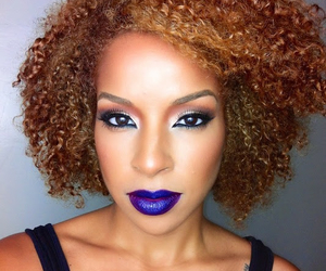 african american, beautiful, and beauty image