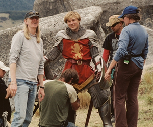 narnia, william moseley, and peter pevensie image