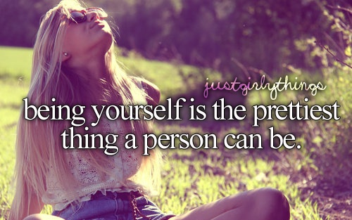 girly things quotes