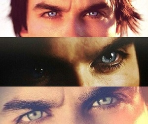ian somerhalder, blue eyes, and sexy image