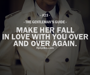quote, love, and gentleman image