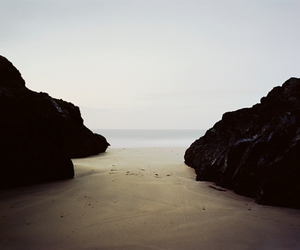 beach, photography, and nature image