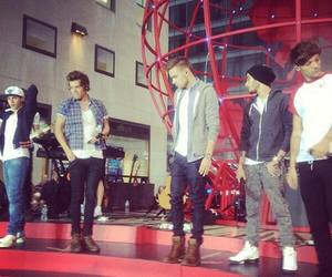 today show and one direction image