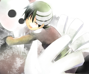 soul eater, death the kid, and anime image