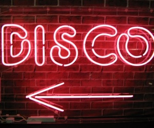 disco, light, and dance image