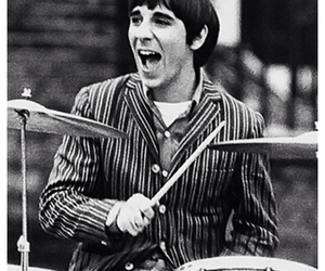 keith moon, the who, and happy birthday keith image
