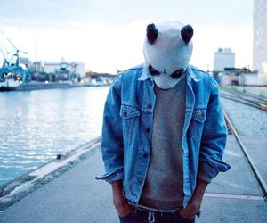 cro, panda, and rap image