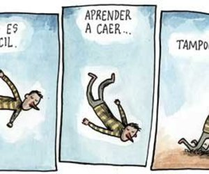 fly, liniers, and cartoon image