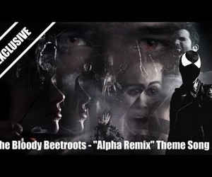 bloody beetroots, music, and theme song image