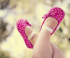 baby, shoes, and cute image