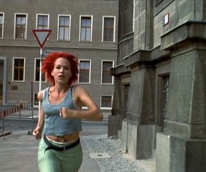 Lola Rennt and run lola run image