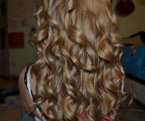 hair, cool, and curls image