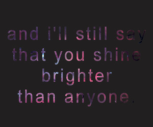 paramore, quote, and shine image