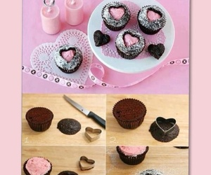 cupcakes and heart image