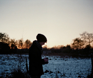 boy, cold, and photography image