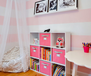 bedroom, love it, and pink image