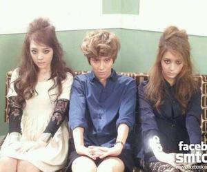 Taemin, sulli, and krystal image