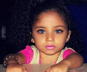 eyes, baby, and blue eyes image