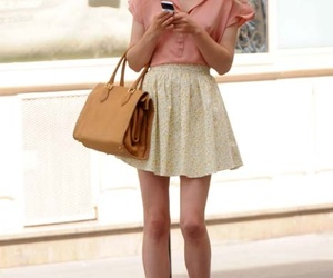 fashion, girl, and clemence poesy image