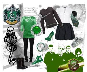 draco malfoy, outfit, and Tom image