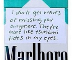 cigarettes, i miss you, and missing you image