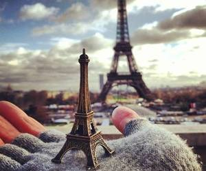Dream, eiffle, and tower image