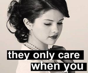 selena gomez, quote, and mistakes image
