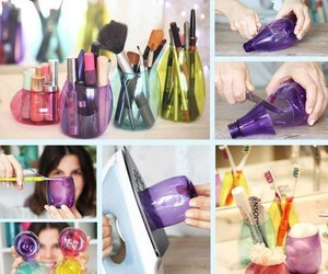bottles and cosmetic image