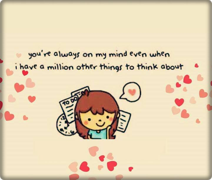 Always On My Mind ღ Via Facebook On We Heart It