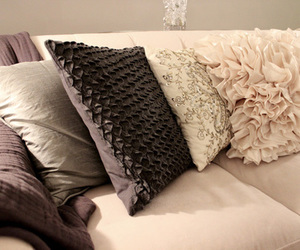 pillow, home, and house image