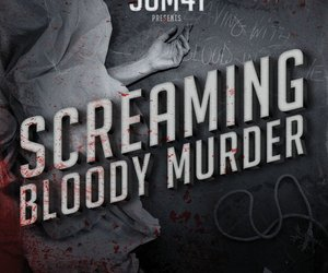 sum 41, screaming bloody murder, and album image