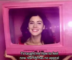 marina and the diamonds, tv, and grunge image