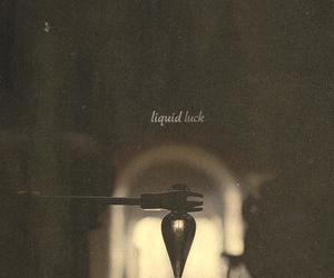 harry potter, liquid luck, and luck image