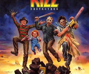 kill, band, and horror image