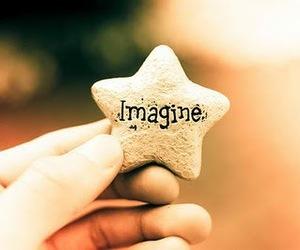 imagine, stars, and Dream image