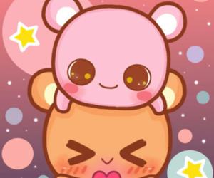 bear, cool, and kawaii image