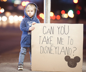 disneyland, disney, and kids image